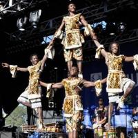 Billet Afrique en Cirque