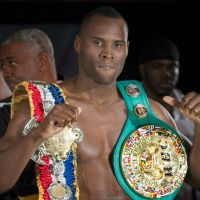 Buy your Adonis Stevenson tickets