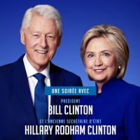 Buy your Bill Clinton tickets