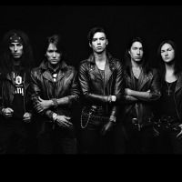Billet Black Veil Brides