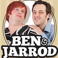 Buy your Ben et Jarrod tickets