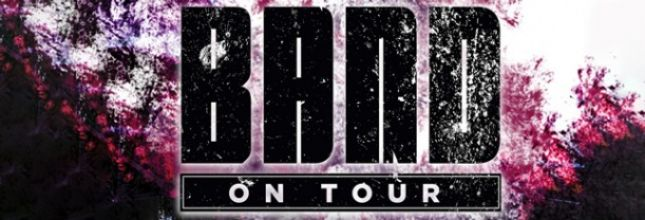 Band On Tour Montreal 2017 ticket - 22 December 21h00