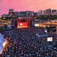 Billet Bluesfest d'Ottawa 2013