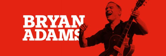 Buy your Bryan Adams tickets
