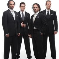 Buy your Canadian Tenors tickets