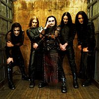Billet Cradle of Filth