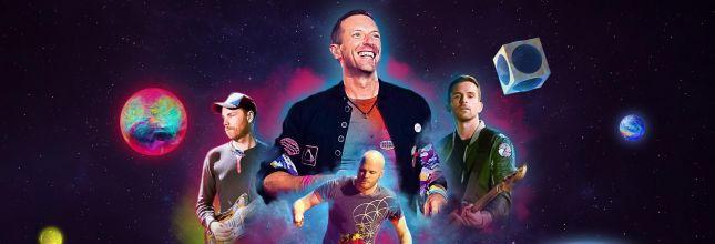 Billet Coldplay