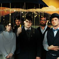 Billet The Decemberists