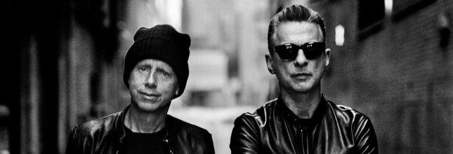 Billet Depeche Mode