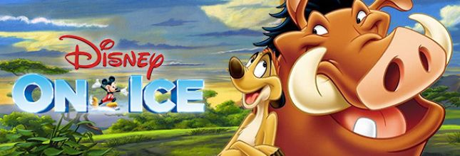 Billet Disney On Ice