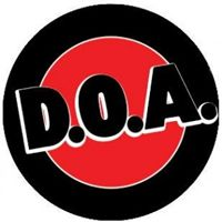 Buy your D.O.A. tickets