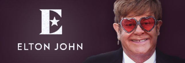 Elton John Quebec 2018 ticket - 29 September 20h00