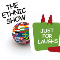 Billet The Ethnic Show