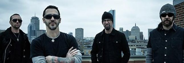 Godsmack Quebec 2019 ticket - 11 May 20h00