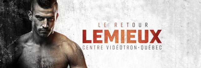 Gala de Boxe EOTTM Quebec 2018 ticket -  6 October 18h00