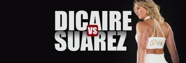 Billet Gala de boxe Dicaire V Suarez Québec 2019 - 23 novembre 19h00