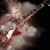 Billet Guitar Explosion