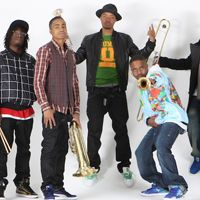 Buy your Hypnotic Brass Ensemble tickets