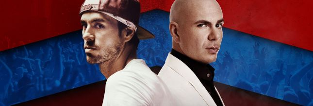 Buy your Enrique Iglesias & Pitbull tickets