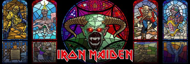 Buy your Iron Maiden tickets