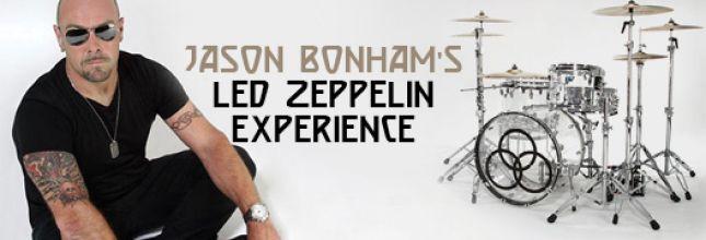 Buy your Jason Bonham's Led Zeppelin Experience tickets