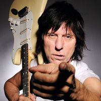 Billet Jeff Beck
