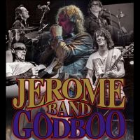 Buy your Jerome Godboo tickets
