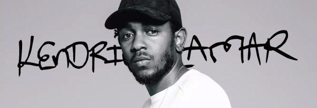 Billet Kendrick Lamar