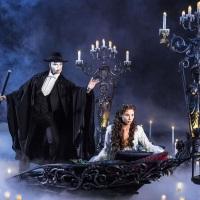 Buy your Le Fantôme de l'Opéra tickets