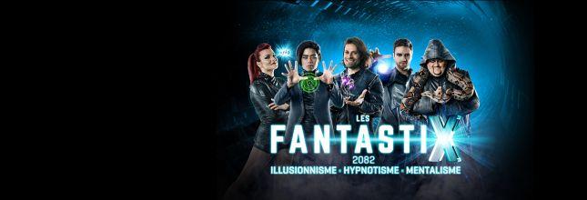 Buy your Les Fantastix tickets