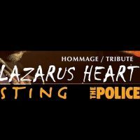 Buy your LAZARUS HEART tickets