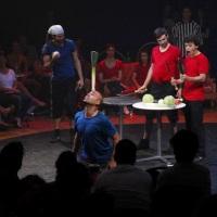 Billet L'Impro Cirque