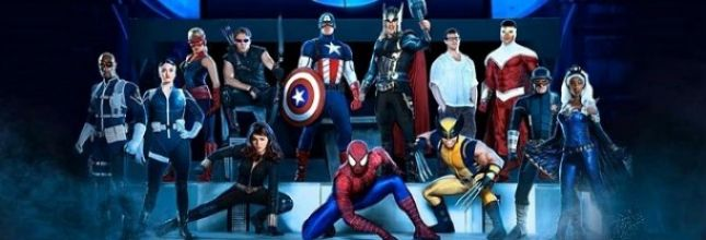 Buy your Marvel Universe Live tickets