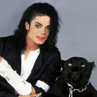 Billet Michael Jackson
