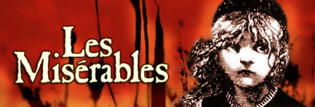 Billet Les Misérables