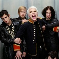 Billet My Chemical Romance