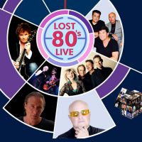 Buy your Lost 80's Live tickets