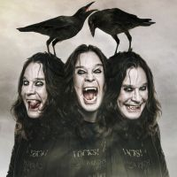 Billet Ozzy Osbourne