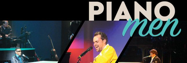Billet Piano Men Montréal 2018 - 26 mai 20h30