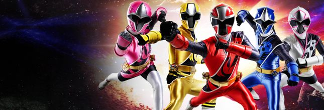 Power Rangers Montreal 2018 ticket - 25 March 16h00