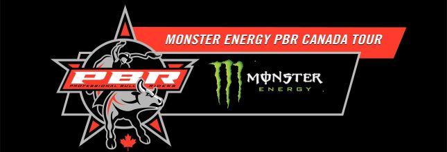 Billet PBR Monster Energy Tour Québec 2019 -  4 mai 19h00
