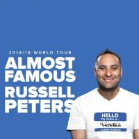 Buy your Russell Peters tickets