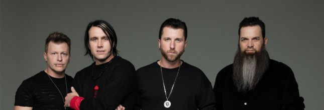 Three Days Grace Quebec 2018 ticket - 24 November 19h00