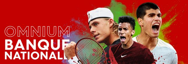 Buy your National Bank Open tickets