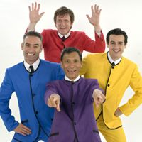 Billet The Wiggles