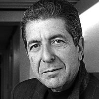 Billet Tower of Song - Hommage à Leonard Cohen