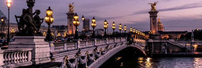 Billet Une nuit sous les ponts de Paris Montréal 2021 - 30 octobre 20h00