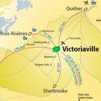 Billet Victoriaville concert