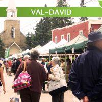Billet Val-David concert