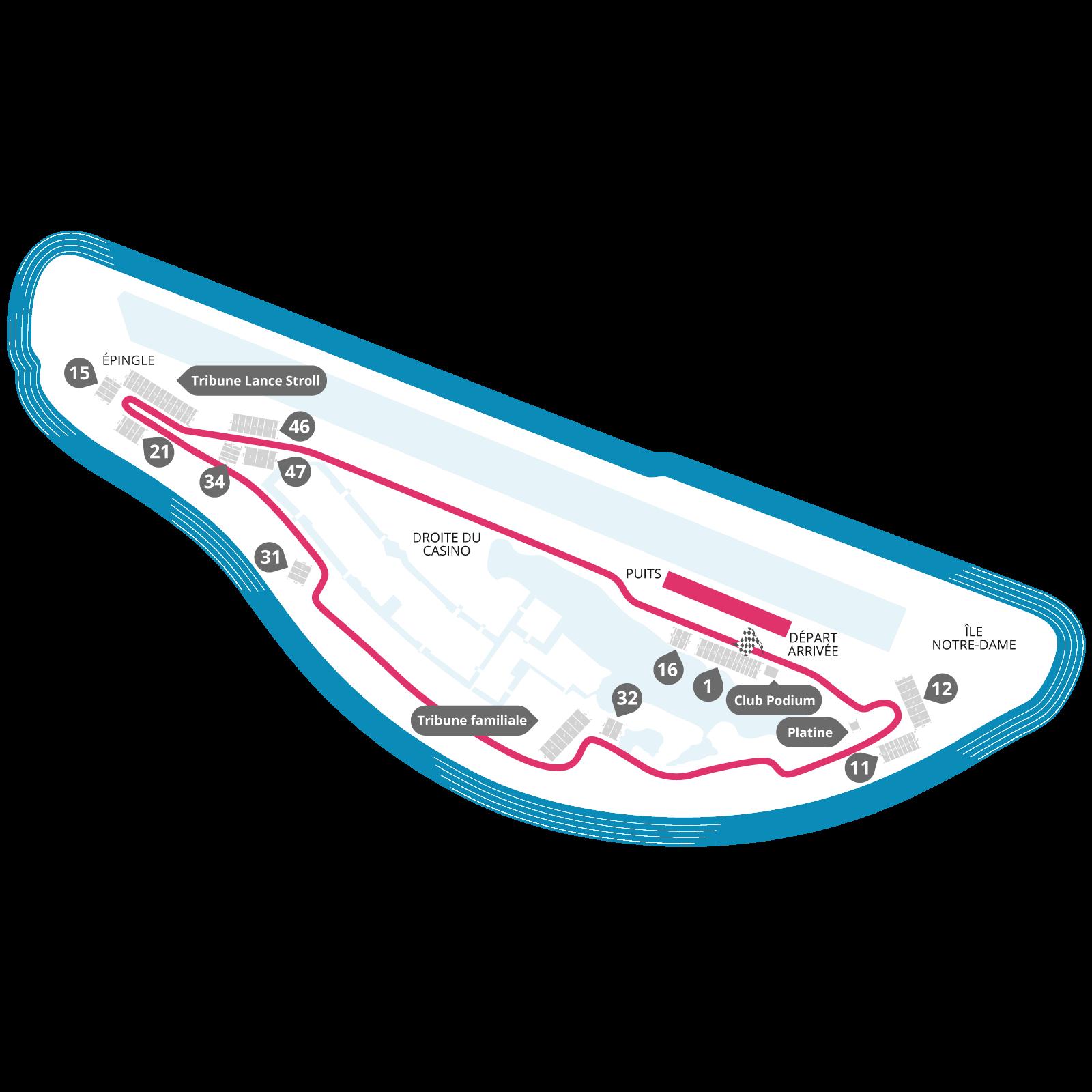 Grand Prix du Canada 2020 - Reporté
